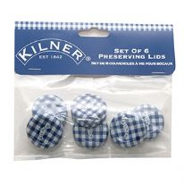 Kilner Lid Pack C - 6x30mm Twist Top Lids